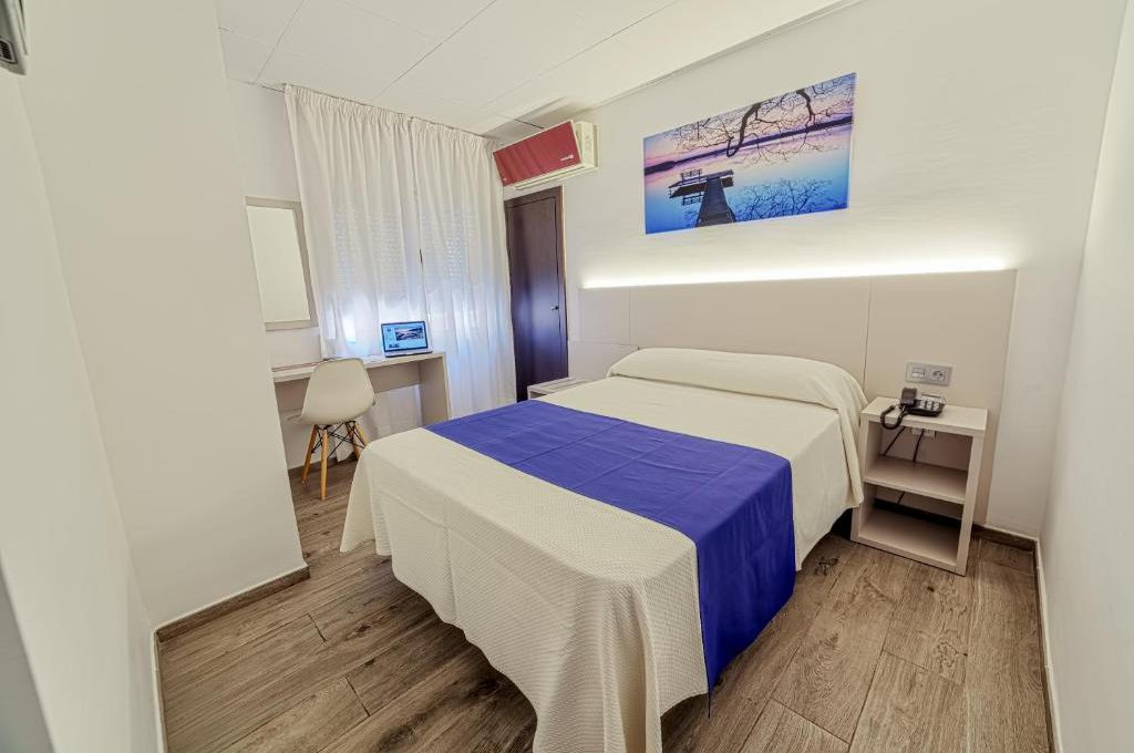 Habitación Doble. 1 o 2 camas | Max. 2 personas